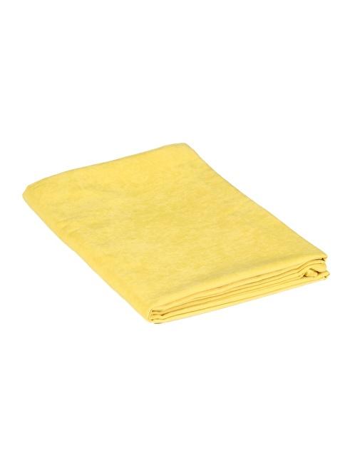 Apolena Masa Örtüsü 140x140 Cm Sarı
